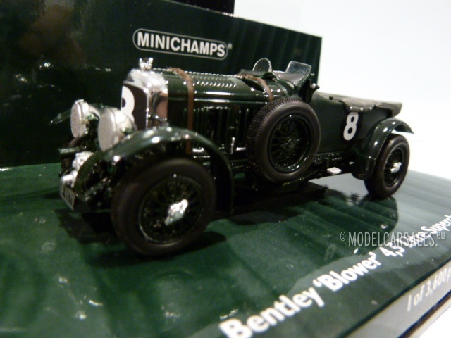 Bentley Blower 4,5 litre supercharged