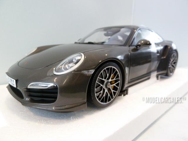 porsche 911 991 turbo s achat grey 1 18 wap0210300e minichamps schaalmodel miniatuur te koop. Black Bedroom Furniture Sets. Home Design Ideas