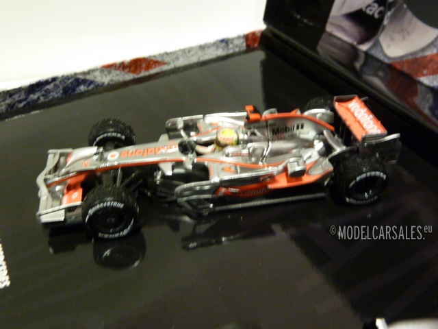 Mclaren Mercedes Benz Formula 1 3-car Set