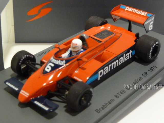Brabham BT49 Cosworth