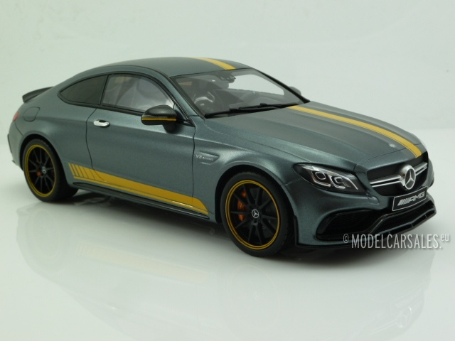 Mercedes Benz C63 S AMG Edition One