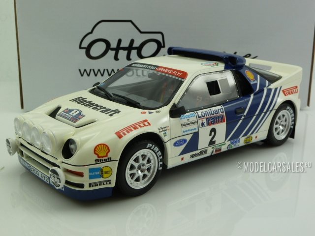 Ford RS200 Groupe B
