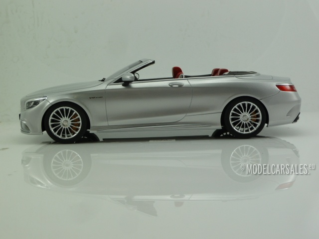 Mercedes Benz AMG S65 Cabriolet