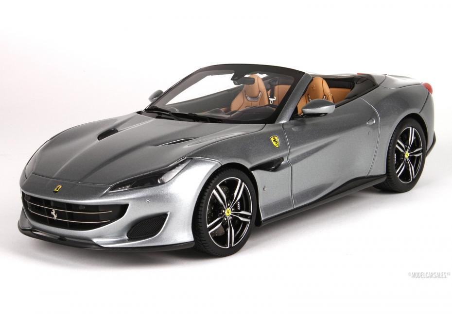 Ferrari Portofino Spider Version