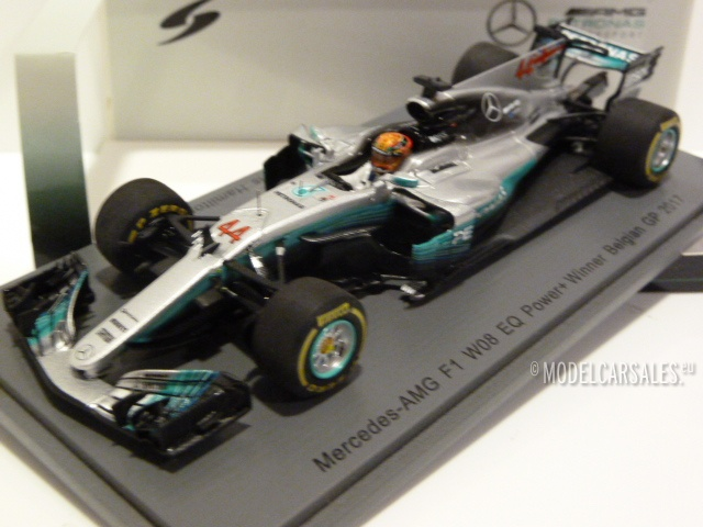 Mercedes Benz AMG F1 W08 EQ Power