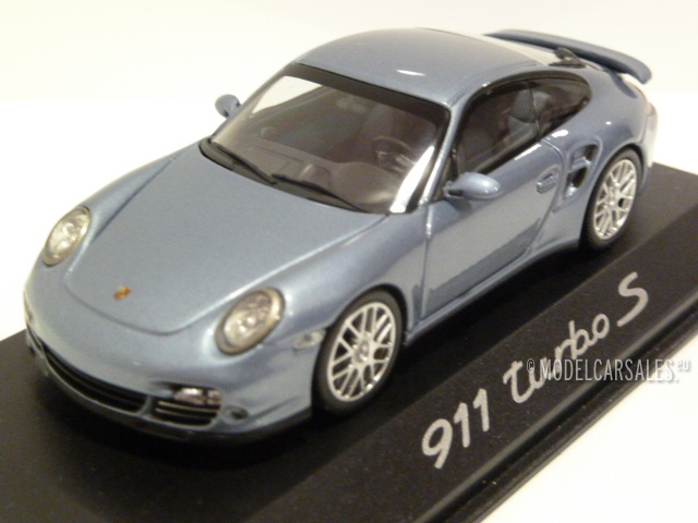 Porsche 911 (997 II) Turbo S