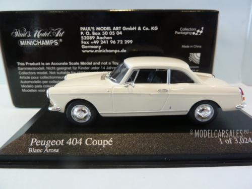 Peugeot 404 Coupe