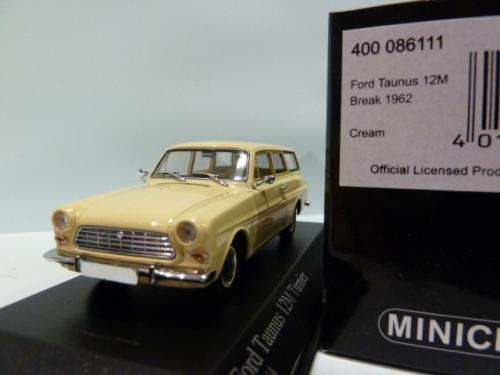Ford Taunus 12m  Break