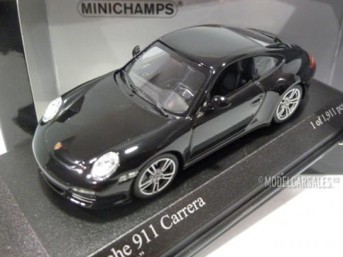 Porsche 911 (997 II) Carrera Black Edition