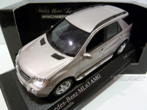 Mercedes Benz ML63 AMG (w164)