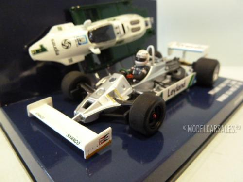 Williams Ford FW07C