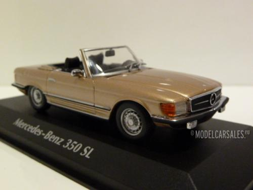 Mercedes Benz 350 SL (r107)