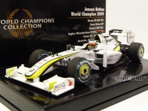 Brawn GP BGP001 Mercedes Benz
