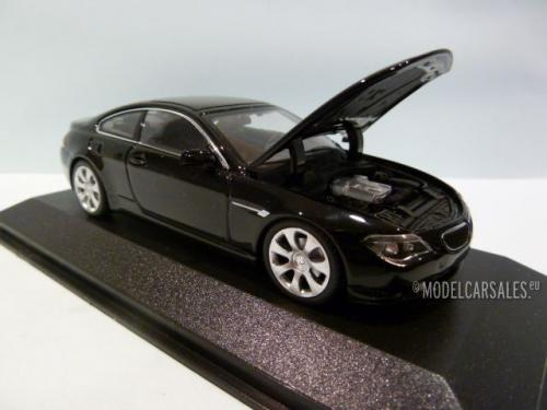 BMW 6 serie Coupe (e63)