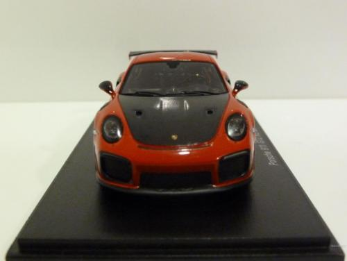 Porsche 911 (991 II) GT2 RS Weissach Package