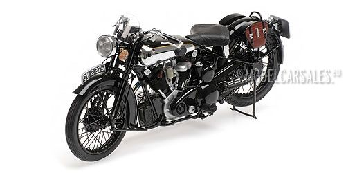 Brough Superior SS 100 `T.E. Lawrence`