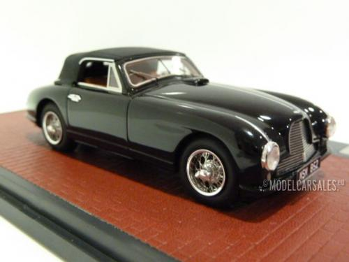 Aston Martin DB2 Vantage DHC Cabriolet closed roof