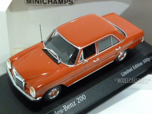 Mercedes Benz 200 (w114/115) Strich8