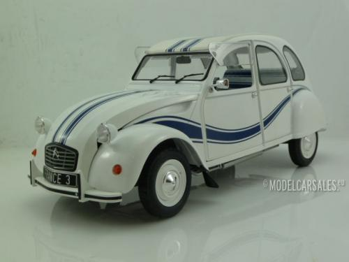 Citroen 2CV France 3 `Deudeuche`